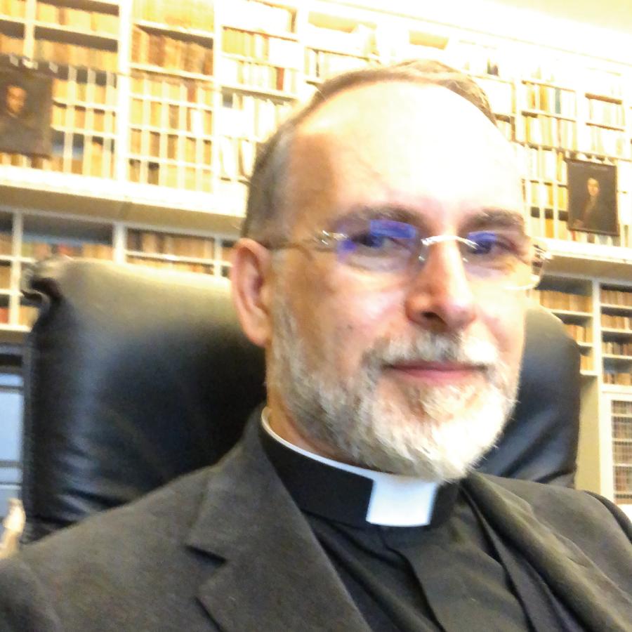 Mons. Alberto Rocca